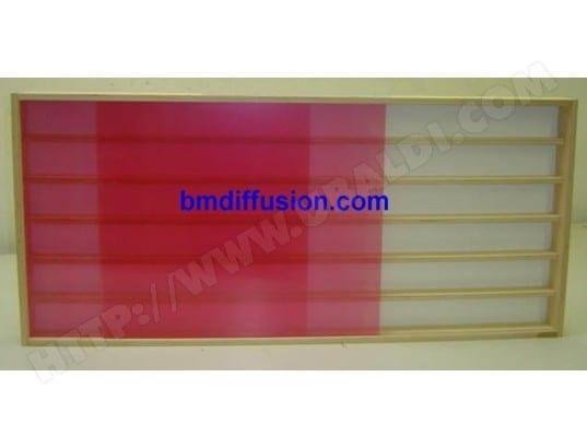 vitrine d 39 exposition sho 28 en bois pour collectionneurs 100x54cm bmd 114 pas cher. Black Bedroom Furniture Sets. Home Design Ideas