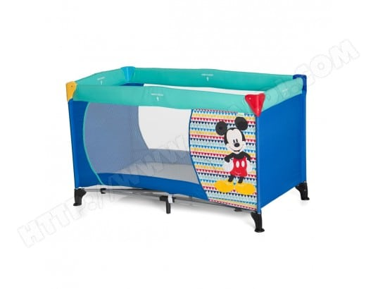 Lit Parapluie Disney Dream and Play - Mickey Geo Blue DISNEY 434