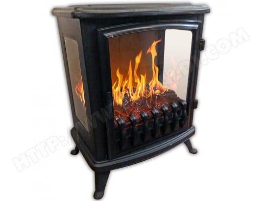 chemin e fire glass noire chemin 39 arte efydis 139 pas cher. Black Bedroom Furniture Sets. Home Design Ideas