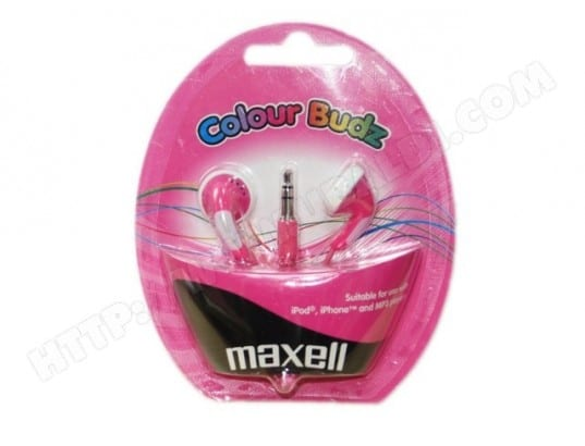 COLOR BUDZ PINK Rose MAXELL AR47