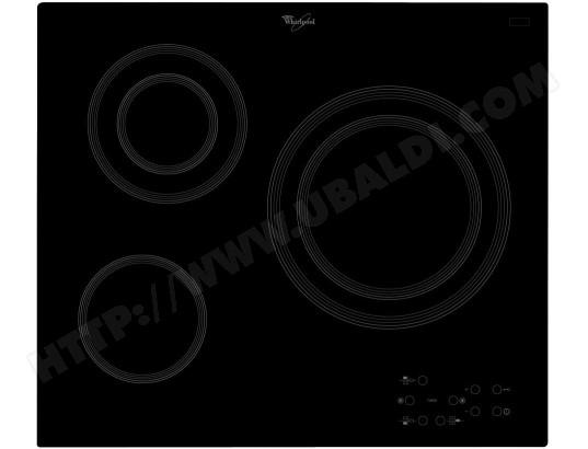 whirlpool akt803ne plaque vitroceramique pas cher. Black Bedroom Furniture Sets. Home Design Ideas